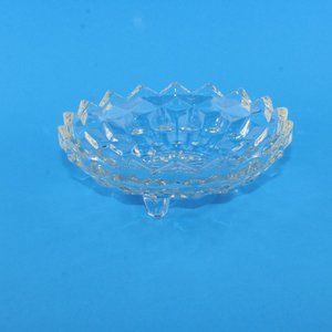 Fostoria American Candy Footed Bowl